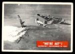 1965 Philadelphia War Bulletin #30   We're Hit! Front Thumbnail