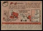 1958 Topps #372  Don Cardwell  Back Thumbnail