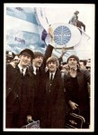 1964 Topps Beatles Color #62   The Beatle arrive Front Thumbnail