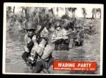 1965 Philadelphia War Bulletin #57   Wading Party Front Thumbnail