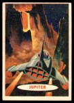 1957 Topps Space Cards #81   Jupiter's Terrain Front Thumbnail