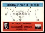 1965 Philadelphia #168   -  Wally Lemm St. Louis Cardinals Front Thumbnail