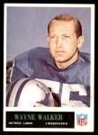 1965 Philadelphia #68  Wayne Walker   Front Thumbnail