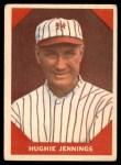 1960 Fleer #67  Hughie Jennings  Front Thumbnail