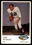 1961 Fleer #137  Tom Rychlec  Front Thumbnail