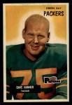 1955 Bowman #131  Dave Hanner  Front Thumbnail