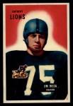 1955 Bowman #109  Jim Ricca  Front Thumbnail