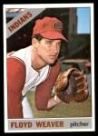 1966 Topps #231  Floyd Weaver  Front Thumbnail