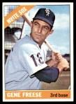 1966 Topps #319 BLU Gene Freese  Front Thumbnail