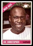 1966 Topps #343  Joe Christopher  Front Thumbnail