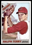 1966 Topps #109  Ralph Terry  Front Thumbnail