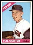 1966 Topps #329  Pete Charton  Front Thumbnail