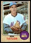 1968 Topps #421  Ron Taylor  Front Thumbnail