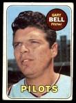 1969 Topps #377  Gary Bell  Front Thumbnail