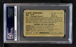 1952 Bowman Small #136  Bert Rechichar  Back Thumbnail