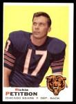 1969 Topps #230  Richie Petitbon  Front Thumbnail