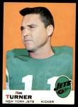 1969 Topps #29  Jim Turner  Front Thumbnail