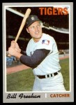 1970 Topps #335  Bill Freehan  Front Thumbnail