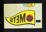 1966 Topps Rub Offs    New York Mets Pennant Front Thumbnail