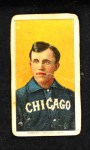 1909 T206  Fred Parent  Front Thumbnail
