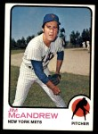 1973 Topps #436  Jim McAndrew  Front Thumbnail