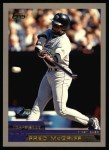 2000 Topps #31  Fred McGriff  Front Thumbnail