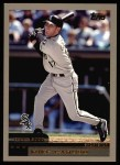 2000 Topps #86  Mike Caruso  Front Thumbnail