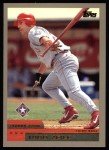 2000 Topps #121  Todd Zeile  Front Thumbnail