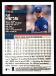 2000 Topps #146  Pat Hentgen  Back Thumbnail