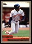 2000 Topps #152  Jose Offerman  Front Thumbnail