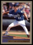 2000 Topps #196  Jeff Montgomery  Front Thumbnail