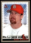 2000 Topps #236 A  -  Mark McGwire Magic Moments Front Thumbnail