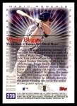 2000 Topps #239 D  -  Wade Boggs Magic Moments Back Thumbnail