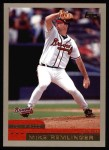 2000 Topps #388  Mike Remlinger  Front Thumbnail