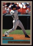2000 Topps #392  Mike Lowell  Front Thumbnail