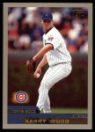 2000 Topps #399  Kerry Wood  Front Thumbnail
