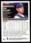 2000 Topps #414  Ron Belliard  Back Thumbnail