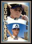 2000 Topps #449  Corey Myers / Josh Hamilton  Front Thumbnail