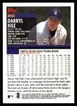 2000 Topps #20  Darryl Kile  Back Thumbnail