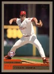 2000 Topps #63  Chad Ogea  Front Thumbnail