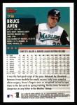 2000 Topps #79  Bruce Aven  Back Thumbnail