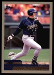 2000 Topps #173  Wally Joyner  Front Thumbnail