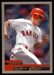 2000 Topps #270  Rusty Greer  Front Thumbnail