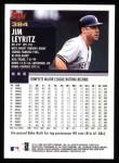 2000 Topps #384  Jim Leyritz  Back Thumbnail