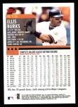 2000 Topps #415  Ellis Burks  Back Thumbnail