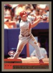 2000 Topps #10  Mike Lieberthal  Front Thumbnail