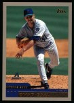 2000 Topps #32  Omar Daal  Front Thumbnail
