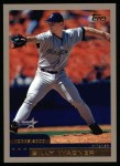 2000 Topps #129  Billy Wagner  Front Thumbnail