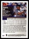 2000 Topps #377  Travis Lee  Back Thumbnail