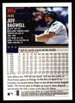 2000 Topps #45  Jeff Bagwell  Back Thumbnail